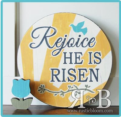 Circle - Rejoice He is Risen
