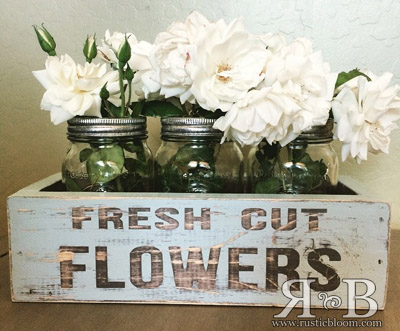 Fresh Cut Flowers Box