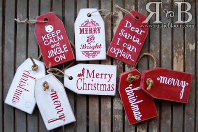 Tag - Ornament Tags