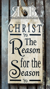 Tag Single - Christ, The Reason for the Season
