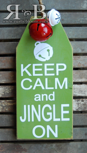 Tag Single - Keep Calm and Jingle On